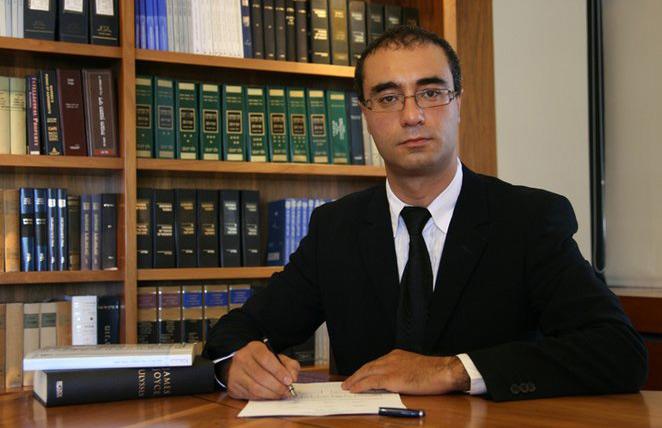 Адвокат Александр Гамбарян, Израиль